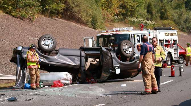 Workers' Comp Covers Work-Related Motor Vehicle Accidents