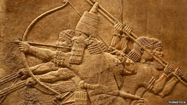 Post-traumatic Stress 'in 1300BC'