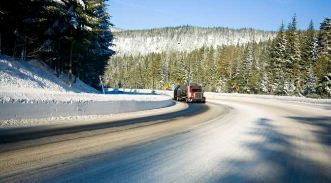 Trucking Tips – A Kit to Fit a Freezin' Season