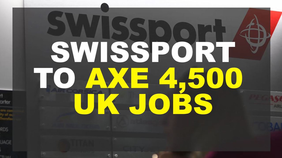 Swissport is to axe 4,500 jobs