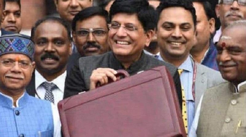 budget 2019 peeyush goel @twitter