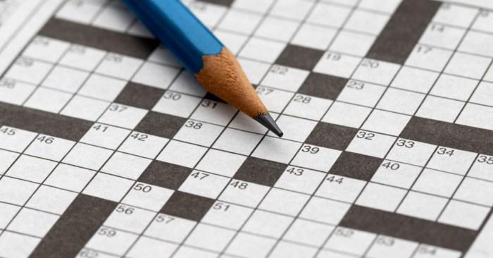 Crossword Sudoku