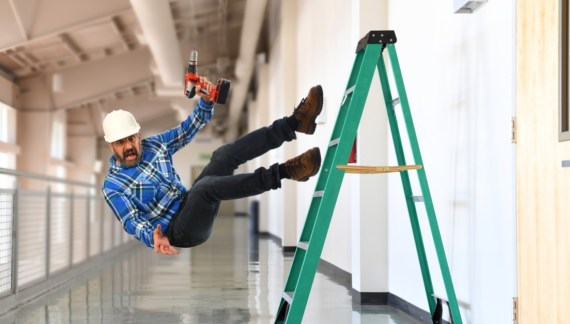 Shop Steward and Workplace Accidents