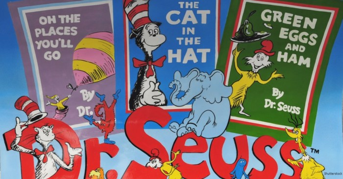 The Weird Strategy Dr. Seuss Used to Create His Greatest Work