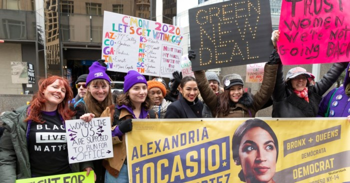 Meet the Hill staffers hired by Rep. Alexandria Ocasio-Cortez to upend Washington