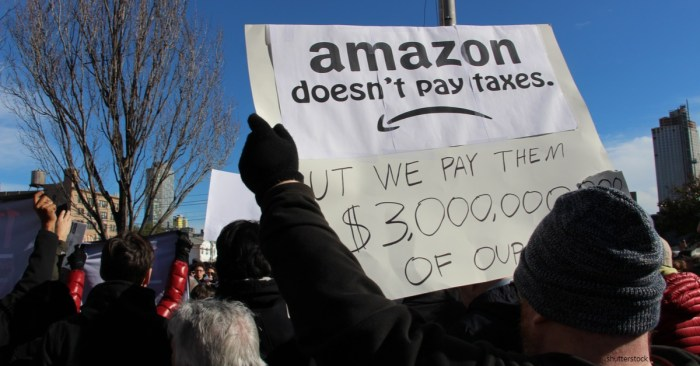 Amazon Blames NYC Politicians for Canceling Second Headquarters
