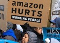 Workers to Amazon: 'We are not robots!'