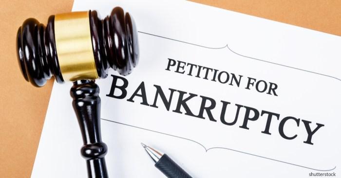 Racial Disparities in Bankruptcy Filings