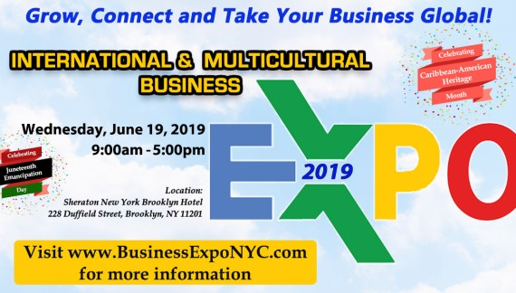 International and Multicultural Business Expo in Brooklyn