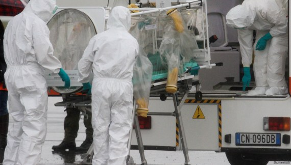 DR Congo Ebola outbreak declared global health emergency