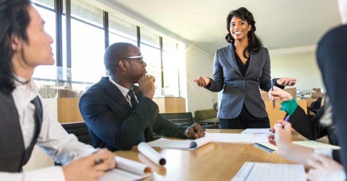The Executive Women Leadership Program