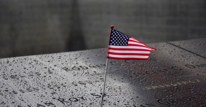 New York City And Nation Mark 18 Years Since 9/11 Terror Attacks