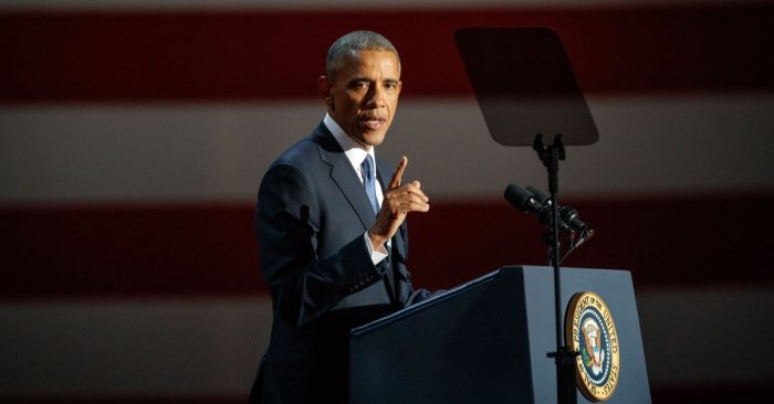 US election 2020: Obama issues warning to 'revolutionary' Democrats