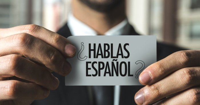 'English Only': The movement to limit Spanish speaking in US
