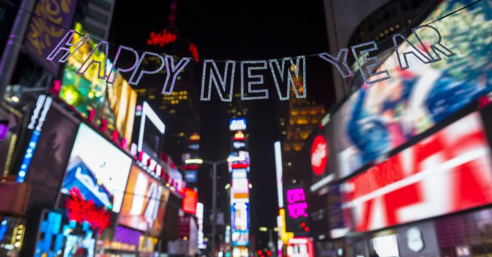 NYC Emergency Management And Times Square Alliance Launch Short Code For Times Square New Years Eve Festivities