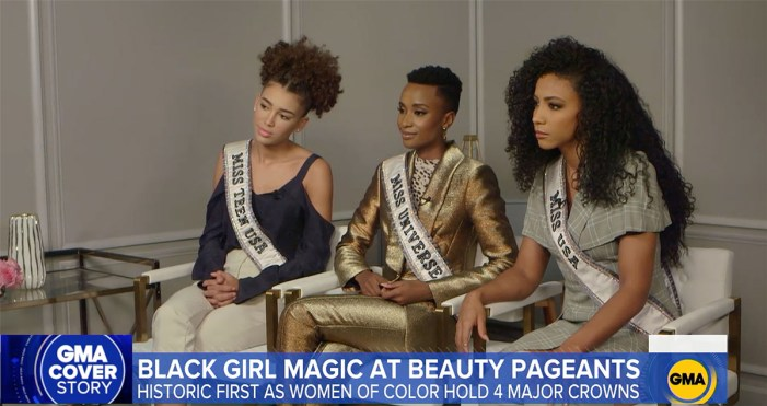 Current Miss Universe, Miss USA, and Miss Teen USA Reflect on a Time 'We Literally Could Not Win'