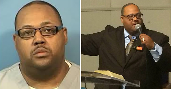 Pastor Allegedly Stole $1 Million From Church, Bought Himself a Bentley