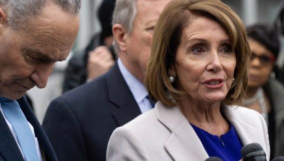 Nancy Pelosi Ripped Up Donald Trump's State of the Union Speech