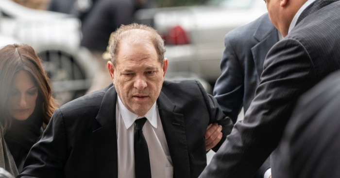 Disgraced Hollywood film titan Harvey Weinstein sentenced to 23 years as six accusers watch from front row at Manhattan hearing; defense to appeal