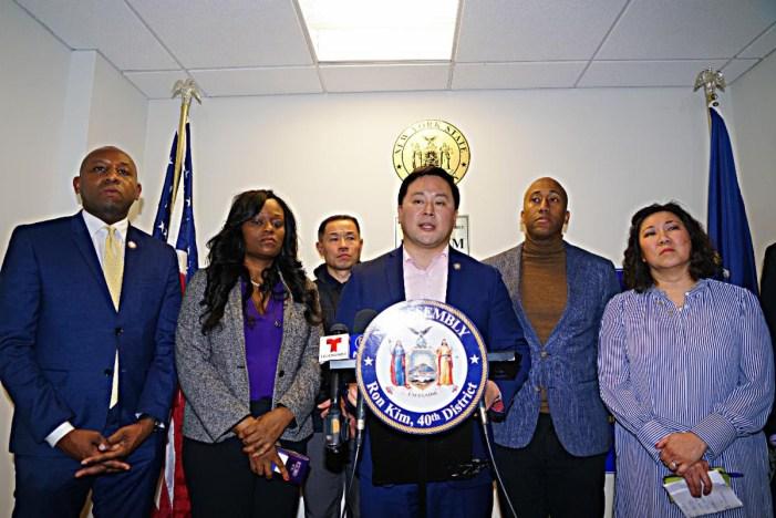 Lawmakers Call For Solidarity In Fighting Coronavirus