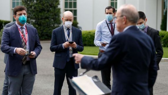 Everything We Know About the White House Coronavirus Outbreak