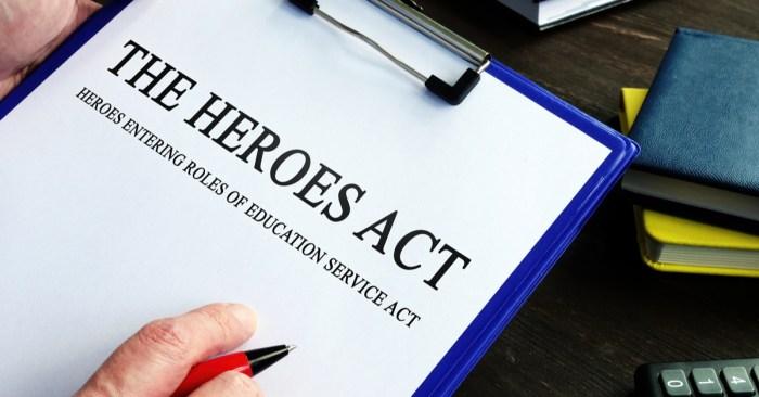 Volunteers Needed for HEROES Act Phonebanking!