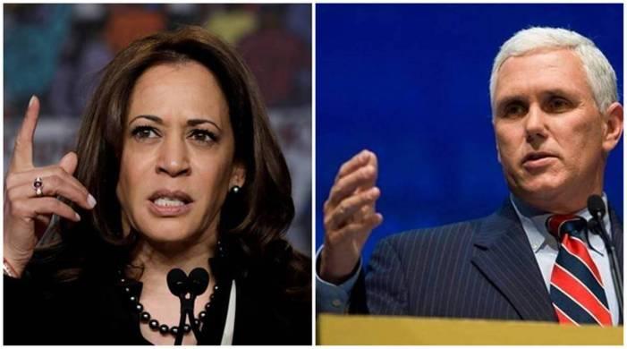 Critic's Notebook: Kamala Harris Rises Above a Mansplaining Mike Pence in Vice Presidential Debate