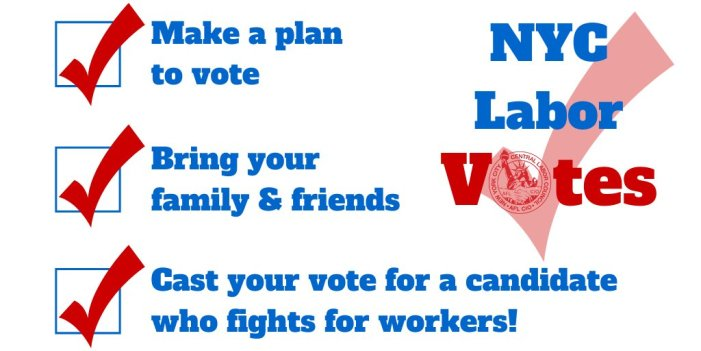 Let's Get Out the Vote – Join a Union Phonebank