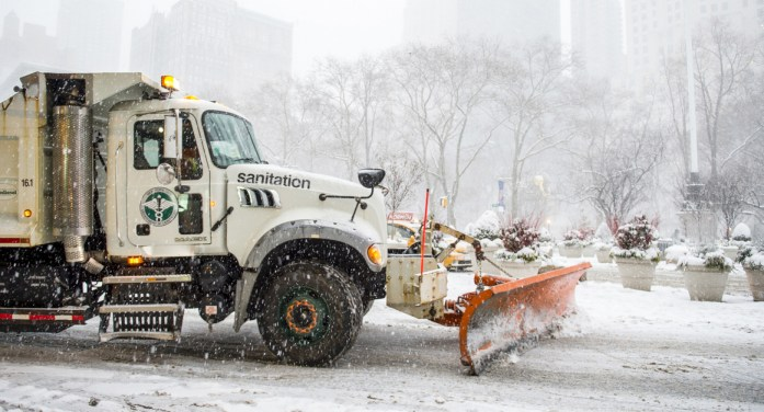Now Hiring: Emergency Snow Laborers for Winter Season
