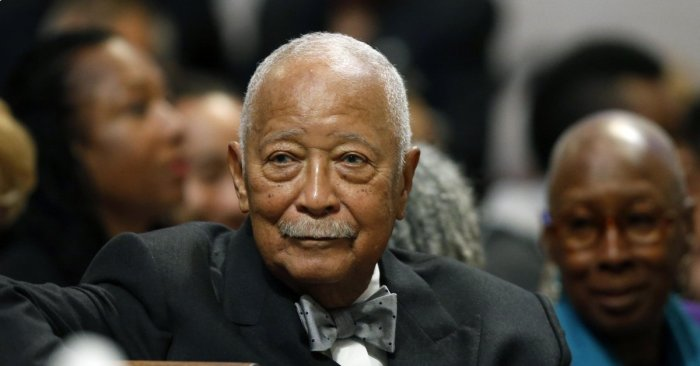 New York City's first Black mayor, David Dinkins, dies at 93