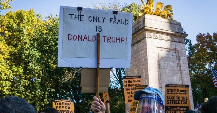 New Yorkers knew Donald Trump first – and they spurned him before many American voters did