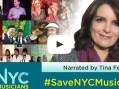 NYC Musicians' Union Launches #SaveNYCMusicians