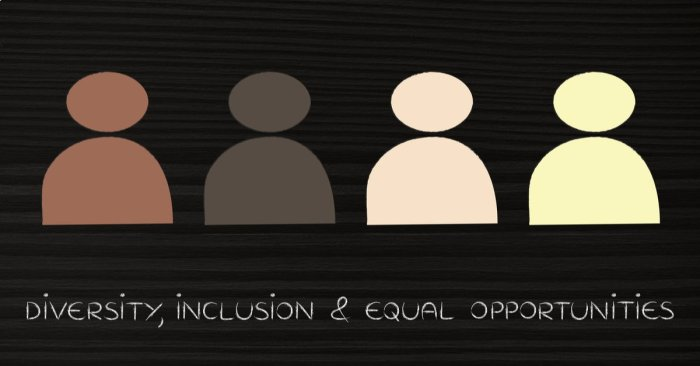 Diversity, Inclusion & Equality
