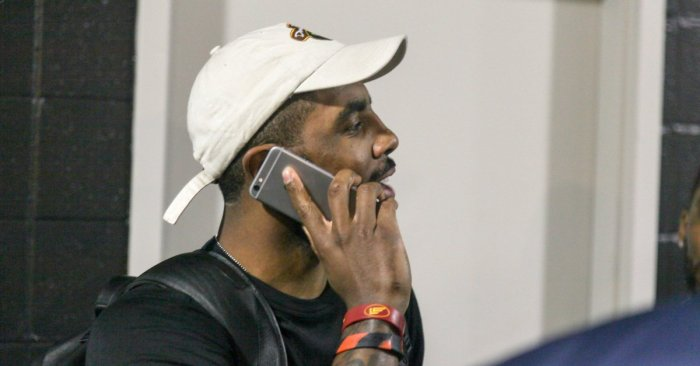 Kyrie Irving Ready for the Journey With Kevin Durant