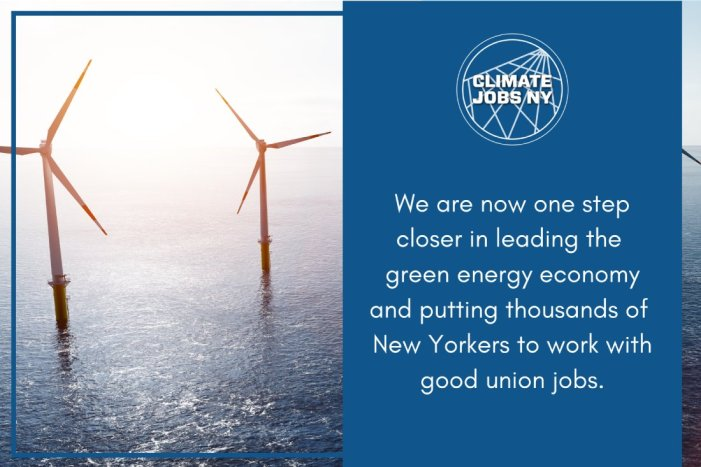 Climate Jobs NY Update: East Hampton's Decision to Approve the Beach Lane Cable Route for the South Fork Wind Project Will Help Propel Offshore Wind Development on Long Island
