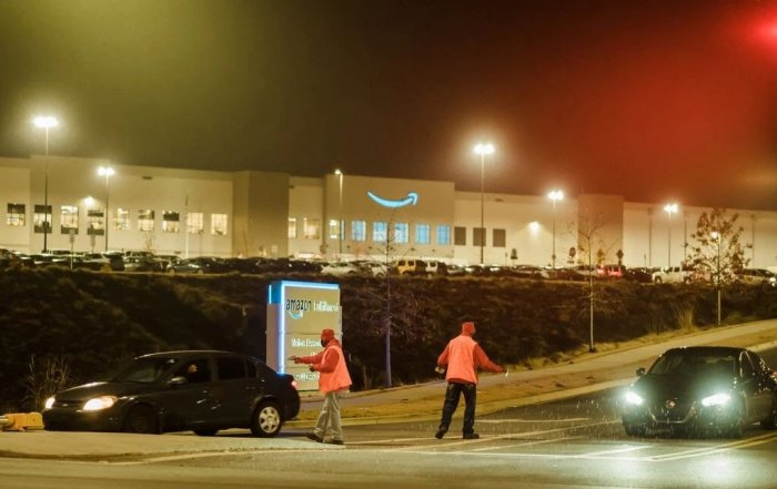 NY Times: Amazon Union Drive Takes Hold in Unlikely Place