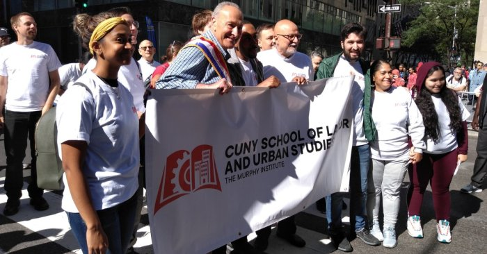 CUNY School of Labor and Urban Studies Diversity in Labor Scholarships