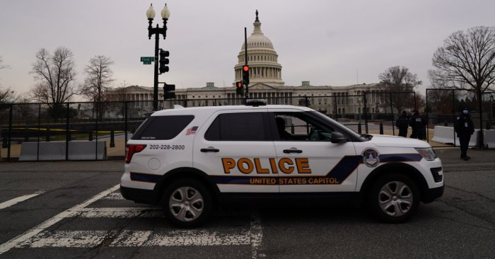 """No One Took Us Seriously"": Black Cops Warned About Racist Capitol Police Officers for Years"