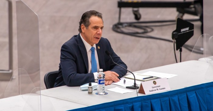 9 Top N.Y. Health Officials Have Quit as Cuomo Scorns Expertise