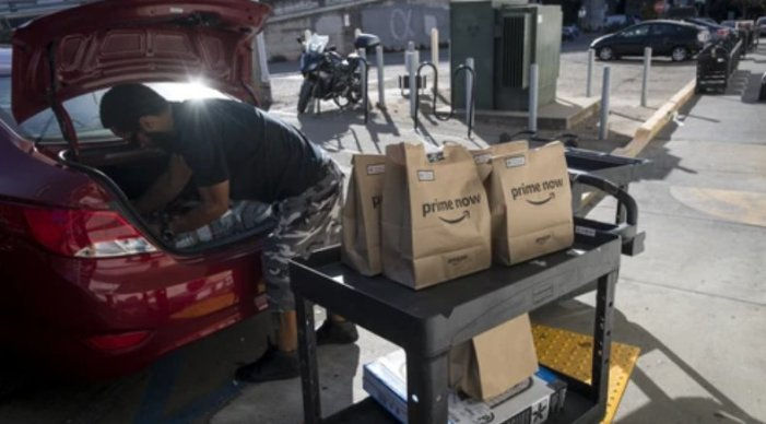 Amazon to Pay Gig Workers $61.7 Million for Stealing Tips; RWDSU Responds to Bezos Transition Announcement