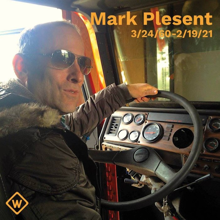 In Memoriam: Mark Plesent (1960-2021), Co-Director of the Working Theatre