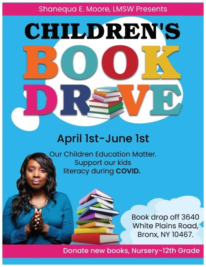 Bronx Community Children's Book Drive