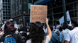 The messy, last-minute changes to the 'excluded workers' fund