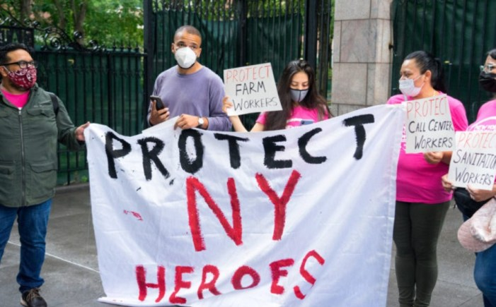 State Lawmakers Approve NY HERO Act