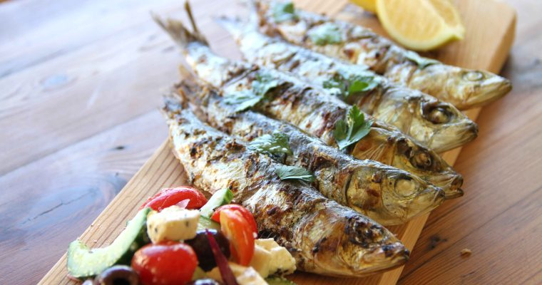 Incredible Narbonne… with sardines on the side