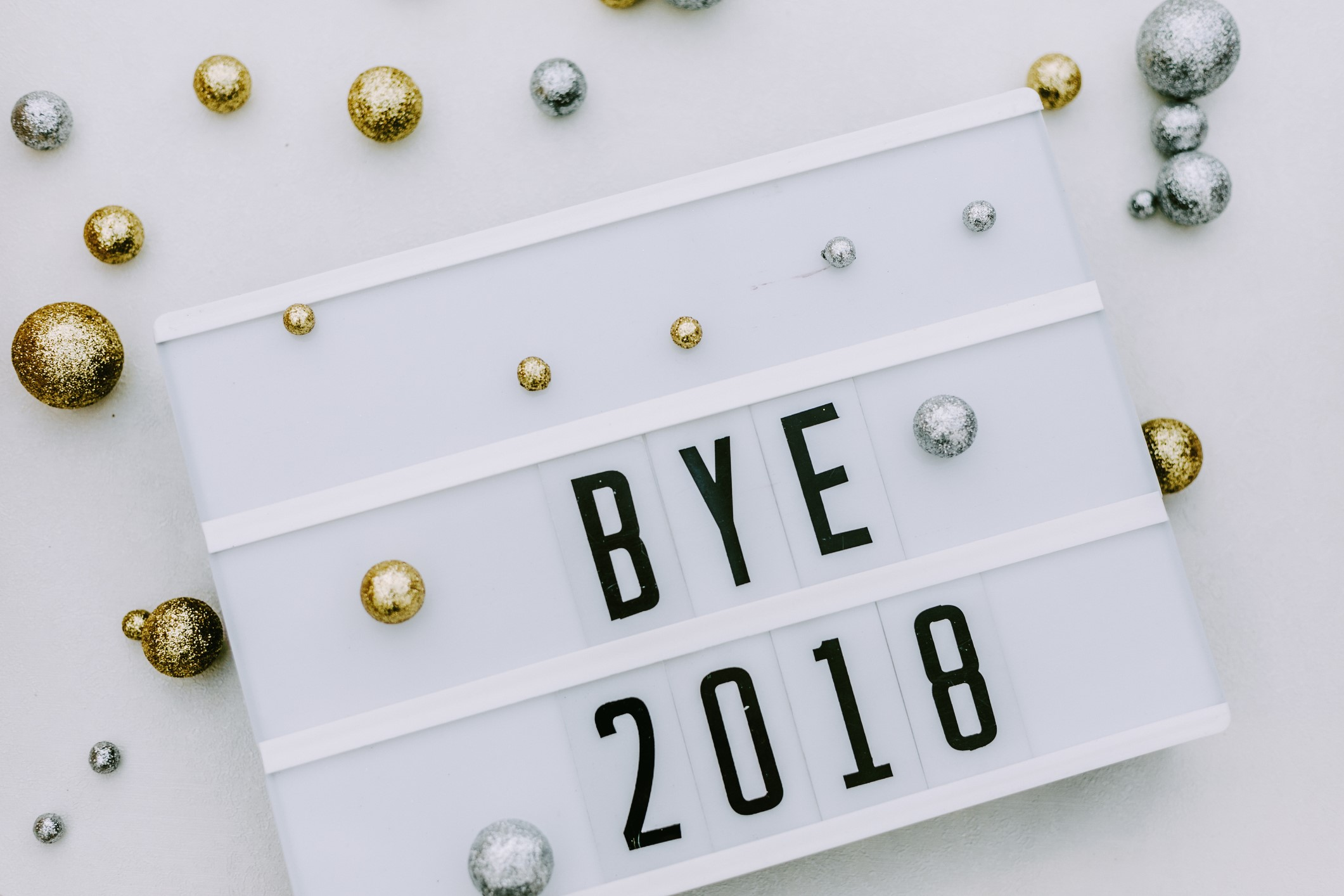 Bye Bye 2018 – Our top 5 posts