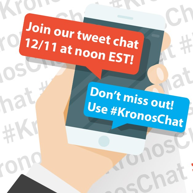 Join Our 12/11 Tweet Chat on Being Present