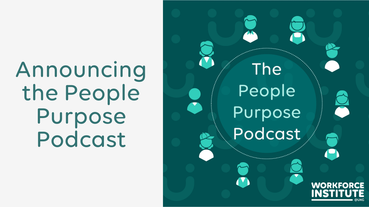Announcing the People Purpose Podcast