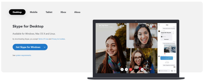 Skype conferencing by Microsoft is been around for some time but has gain popularity in recent months.