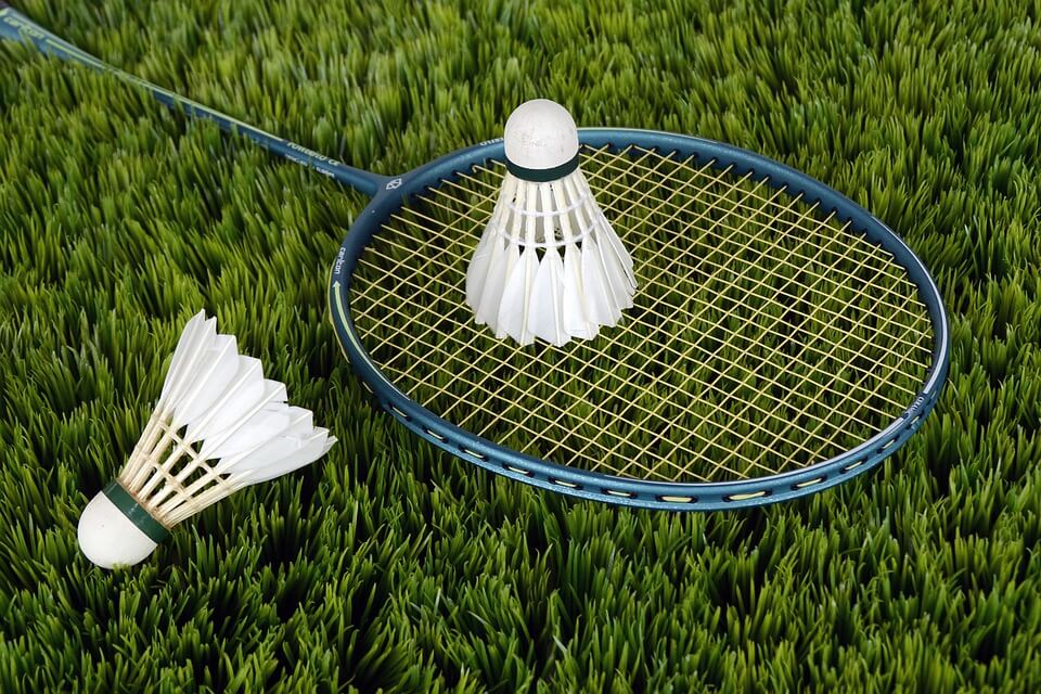 badminton for adults